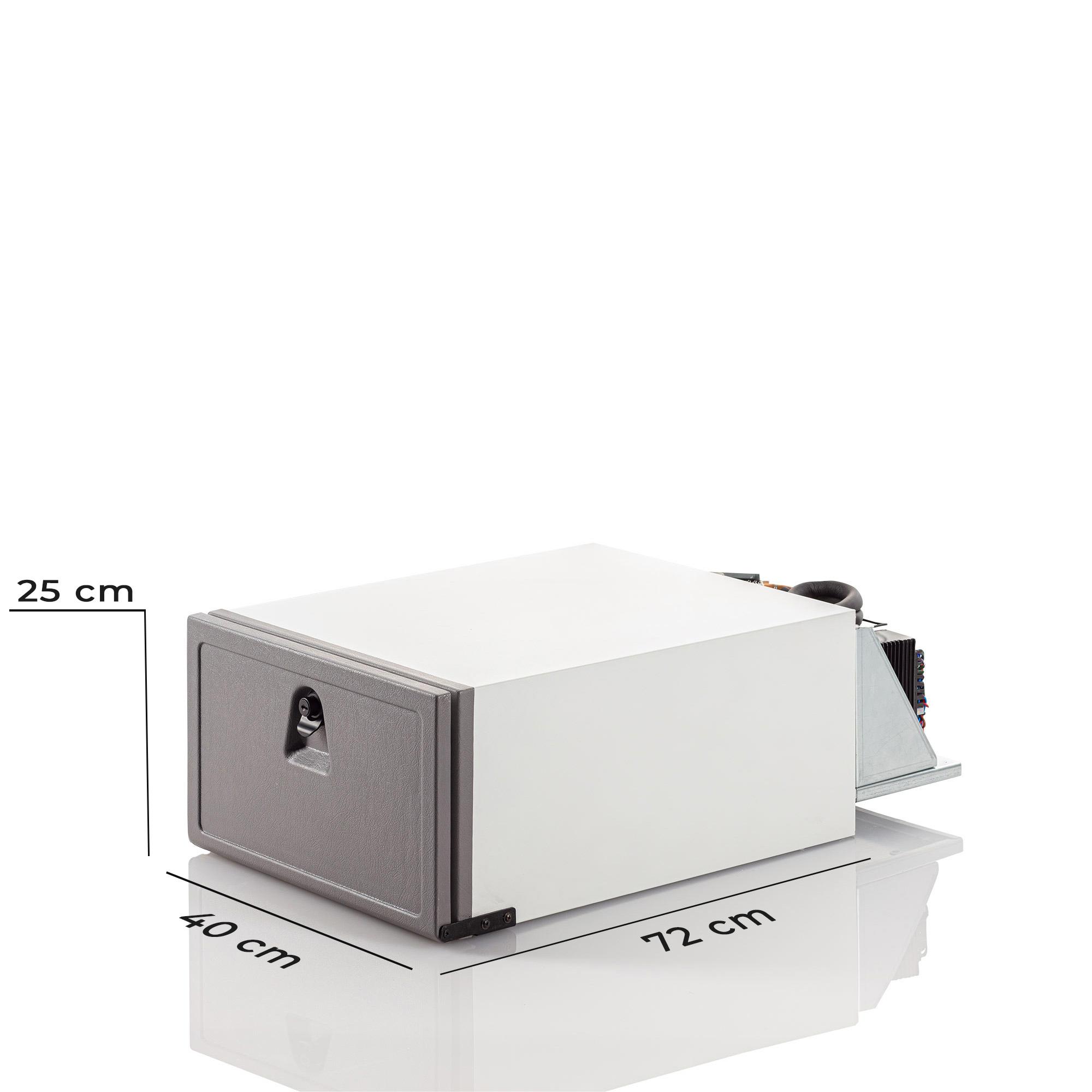 MEC 4024 28 LT Soğutucu Araç Buzdolabı