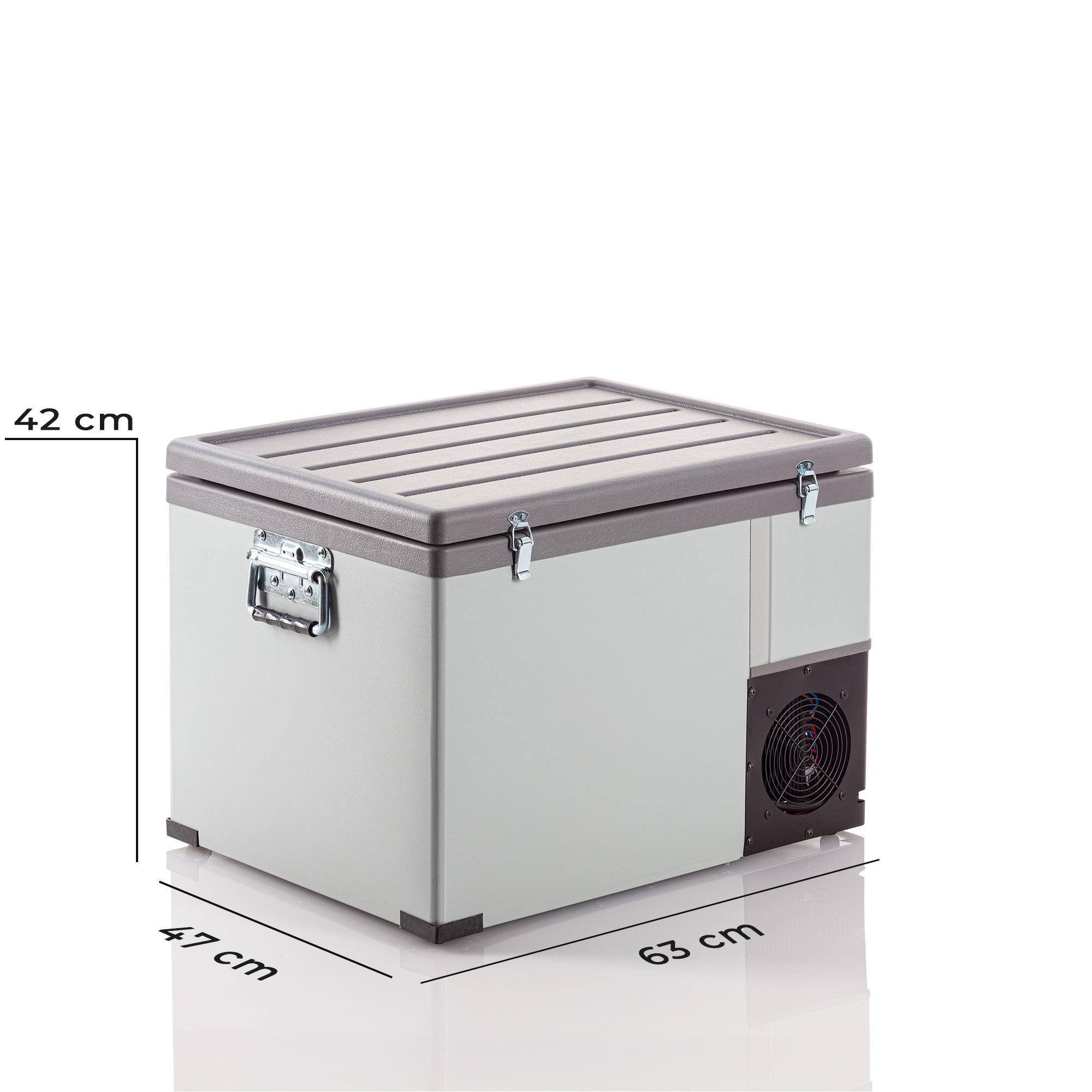MEC 4444 40 LT Soğutucu Araç Buzdolabı