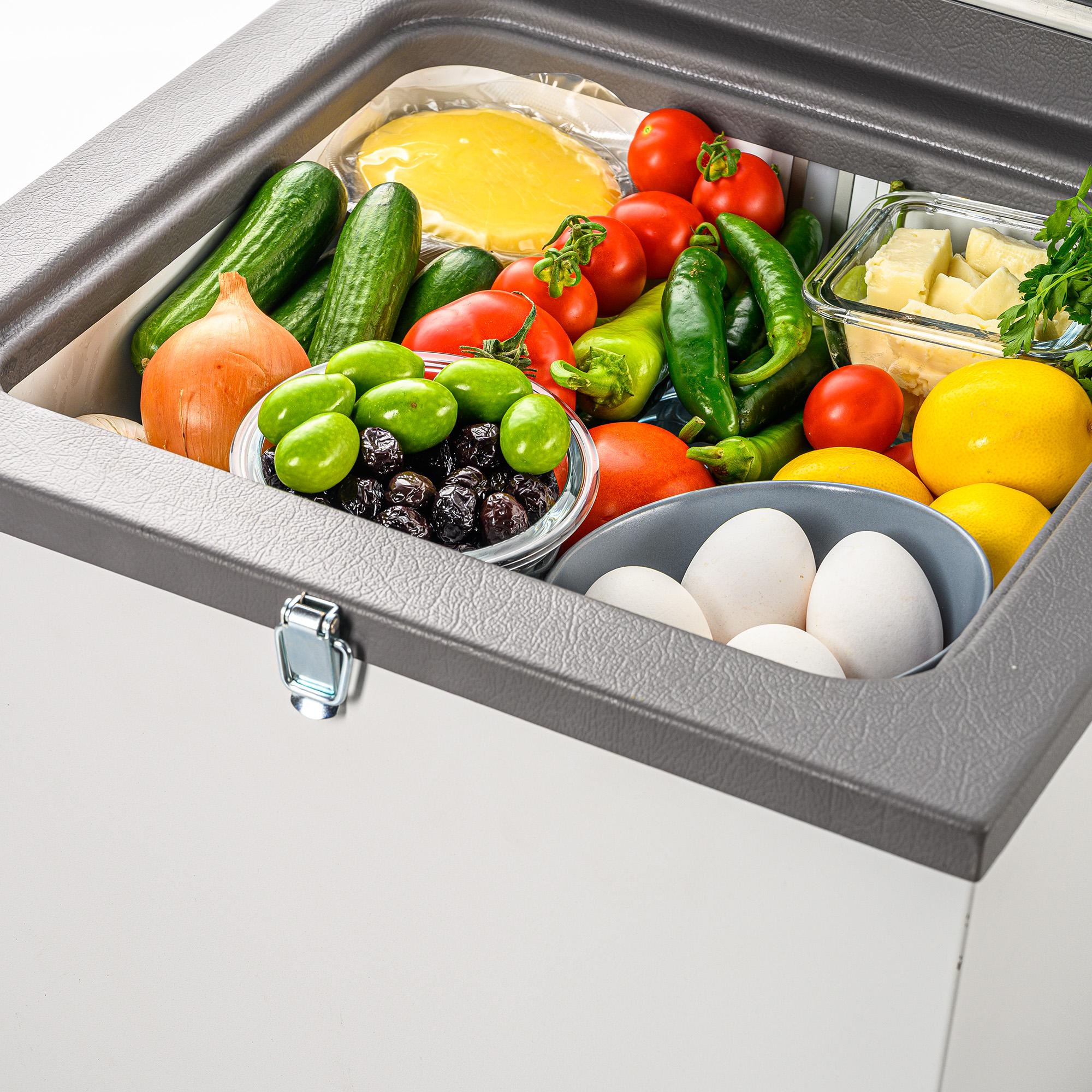 MEC 4230 21 LT Soğutucu Araç Buzdolabı