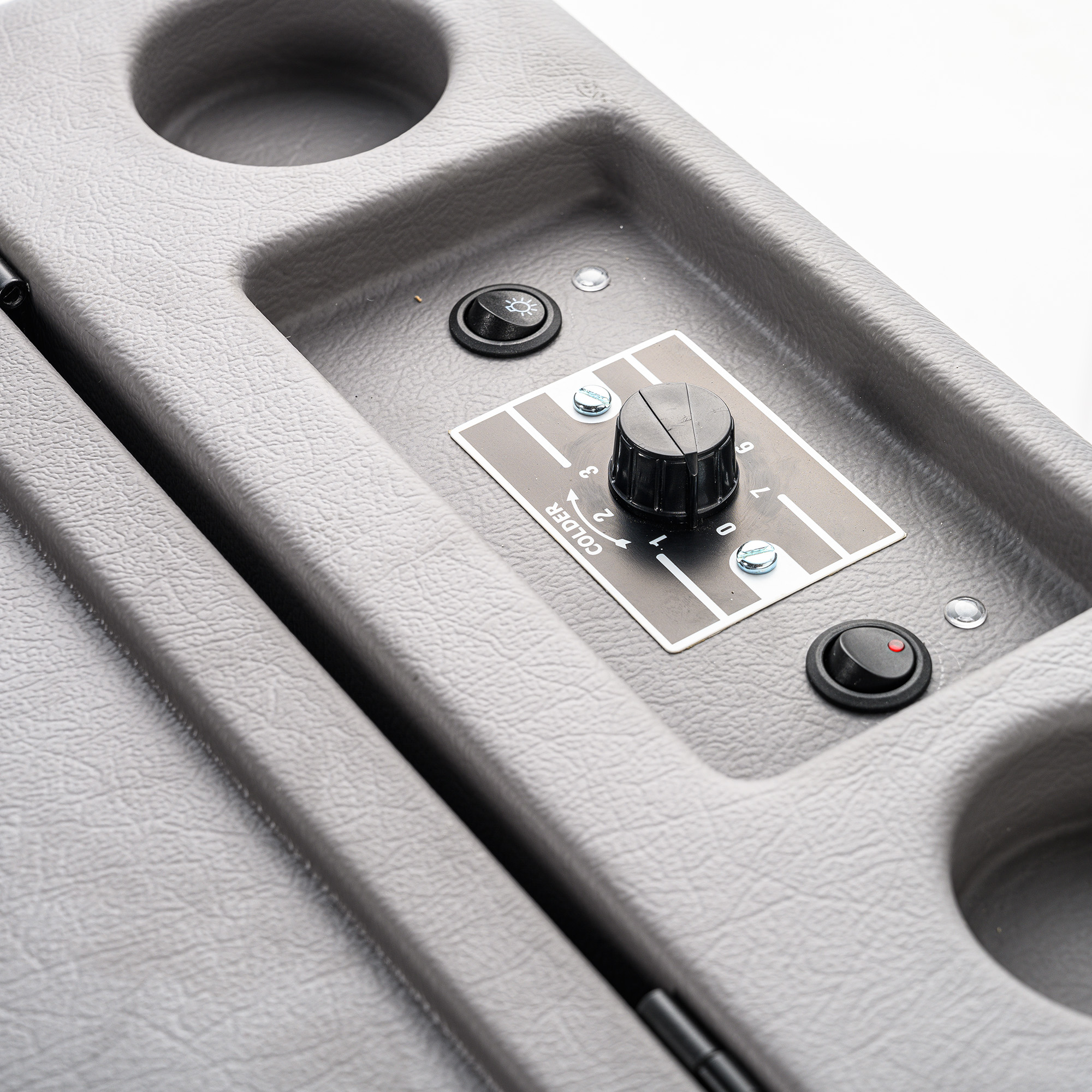 MPO 4230 21 LT Soğutucu Araç Buzdolabı