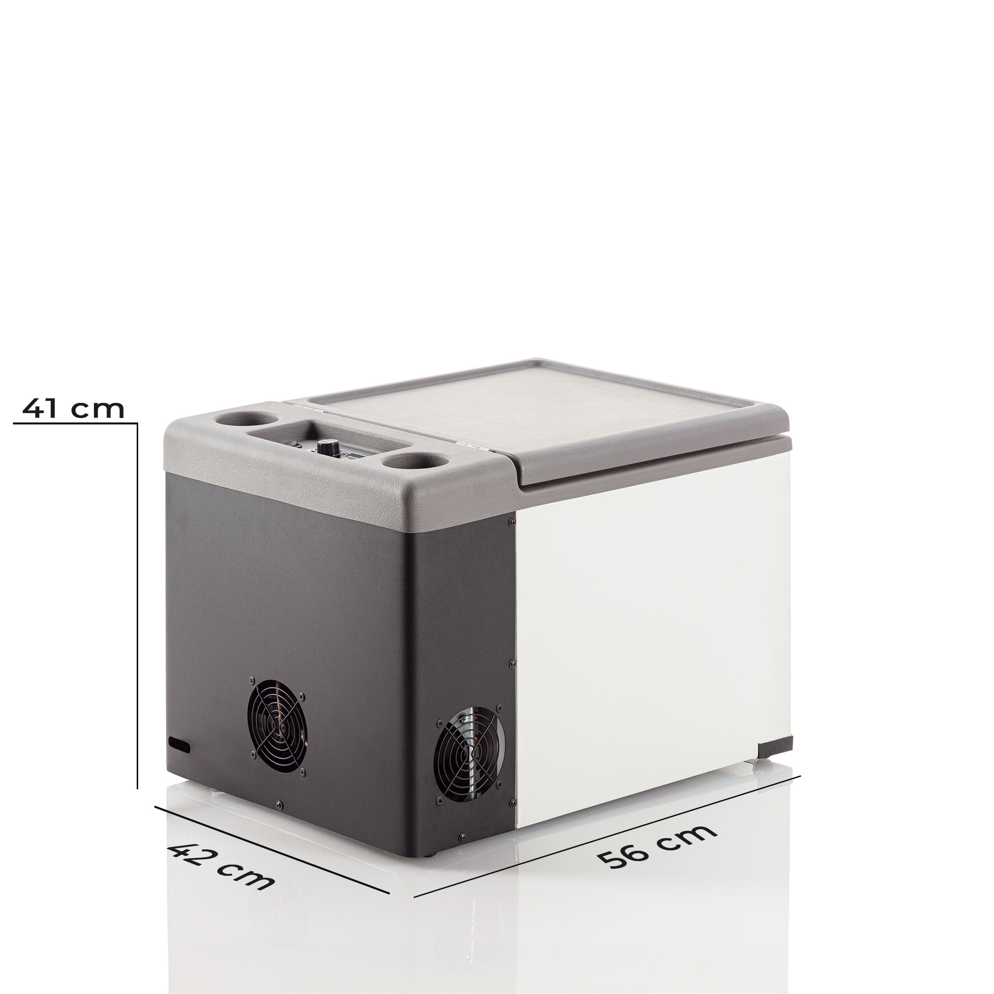 MEC 4240 / 31 LT Soğutucu Araç Buzdolabı