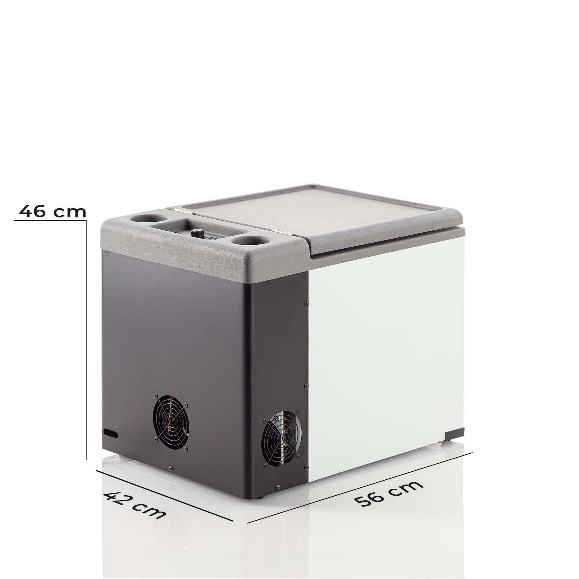 MEC 4245 36 LT Soğutucu Araç Buzdolabı