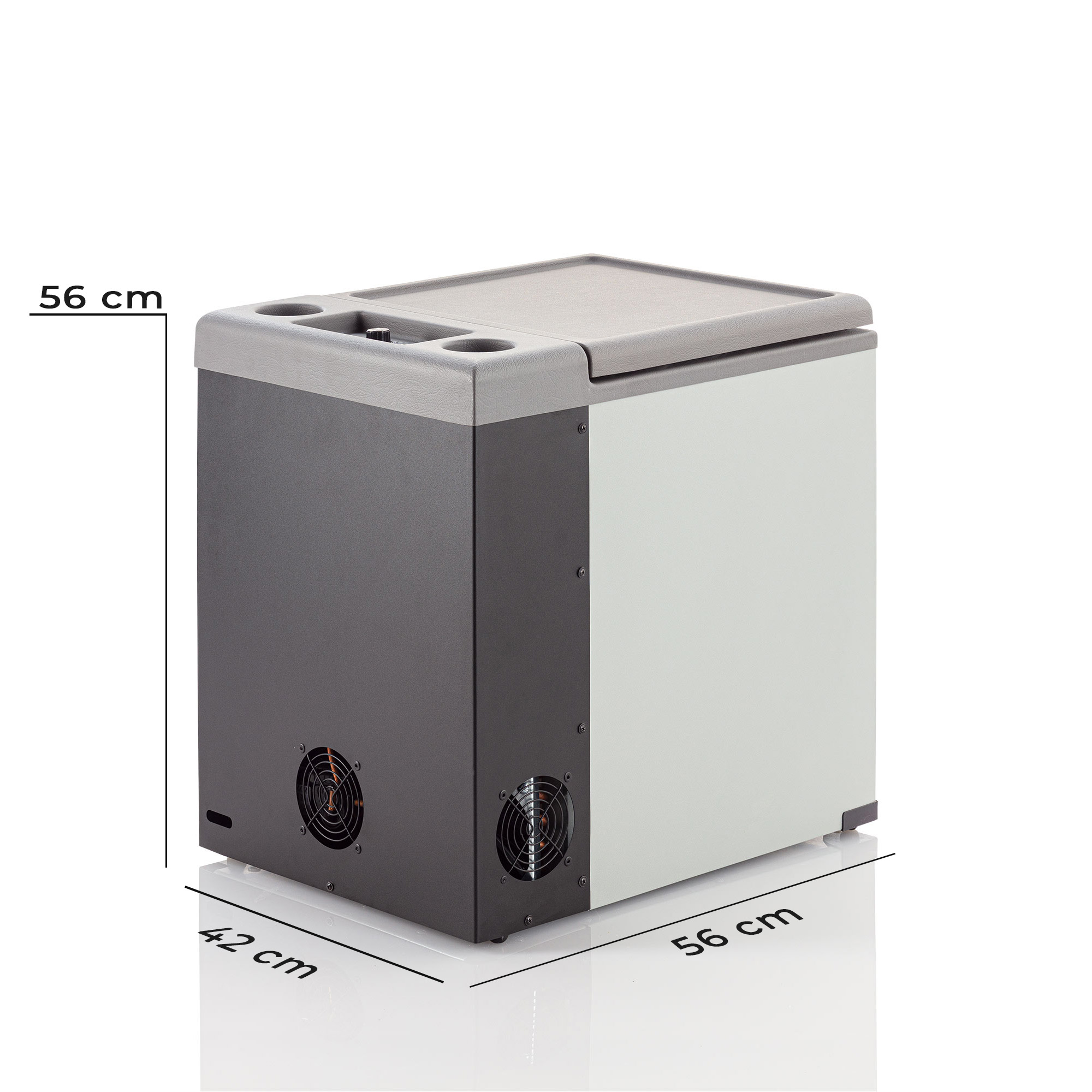 MPO 4255 / 47 LT Soğutucu Araç Buzdolabı