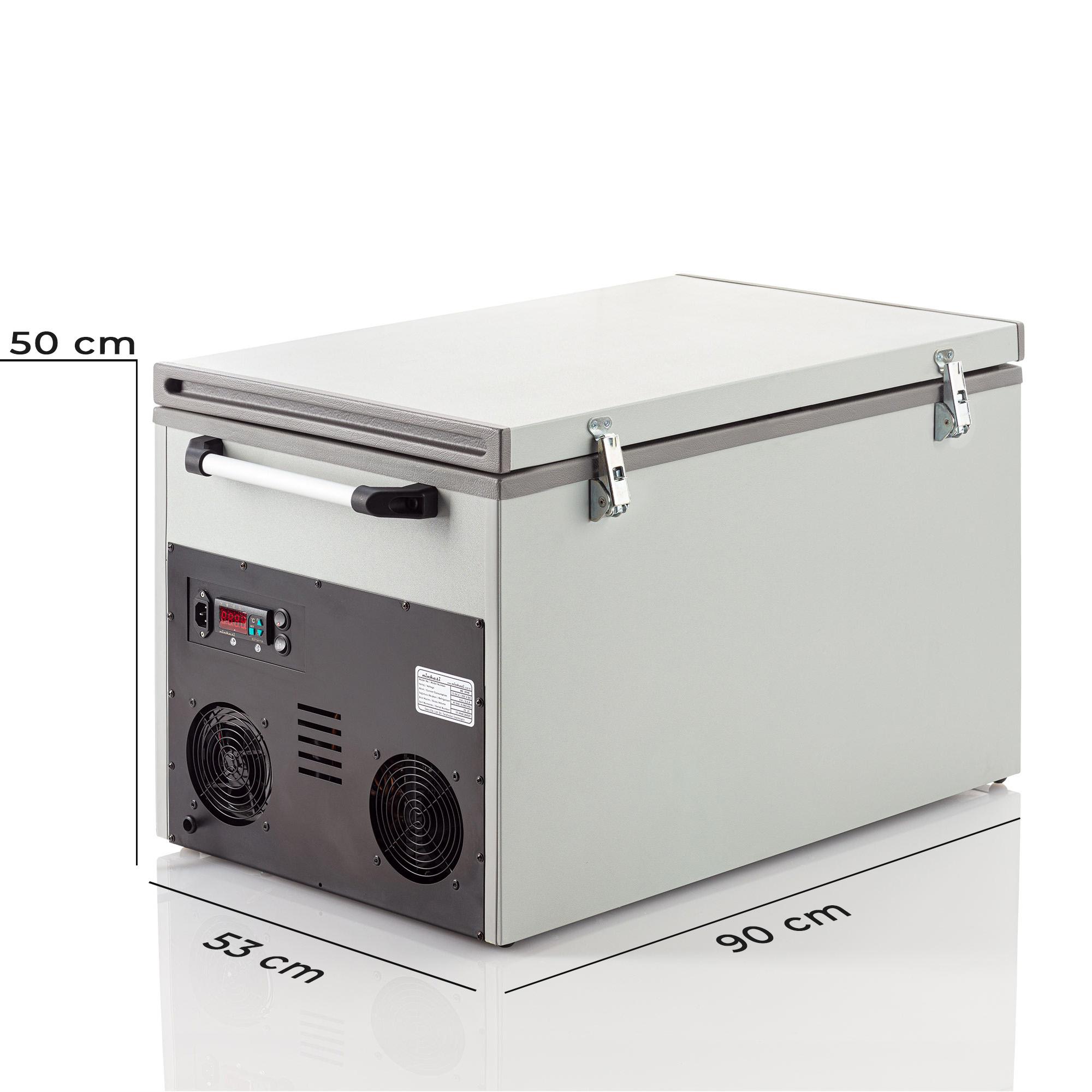 MPO 4950/ 50 LT Soğutucu Araç Buzdolabı
