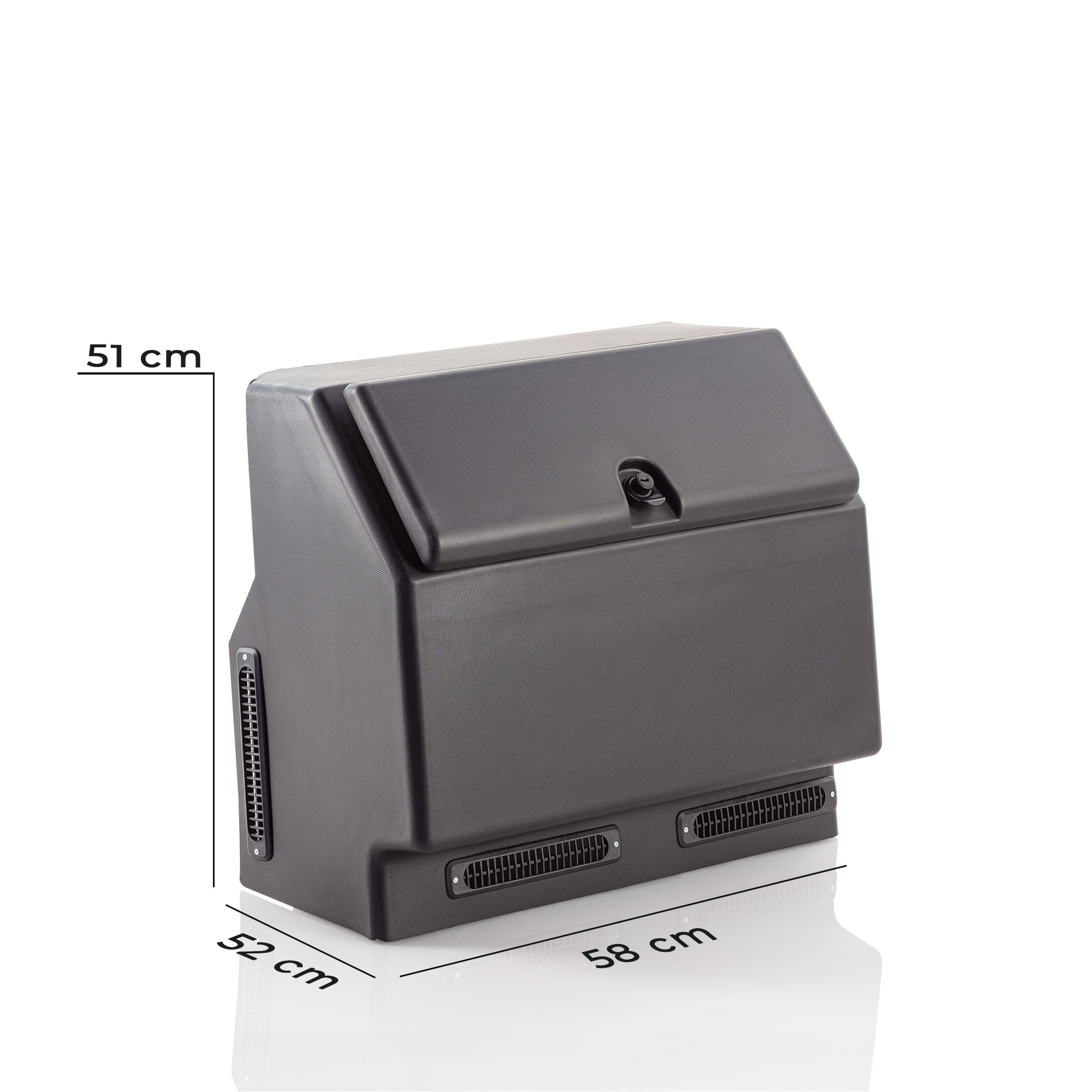 MPB 5852 / 40 LT Soğutucu Araç Buzdolabı