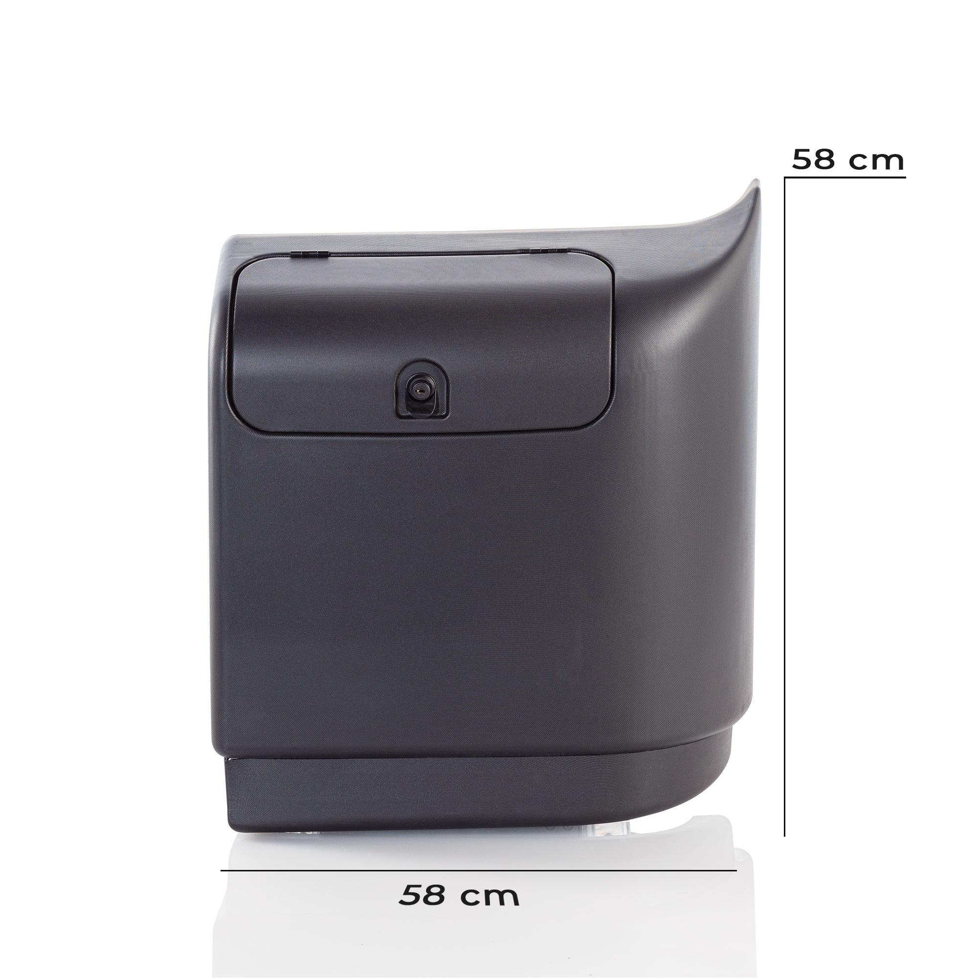 MPB 5858 EU / 46 LT Soğutucu Araç Buzdolabı