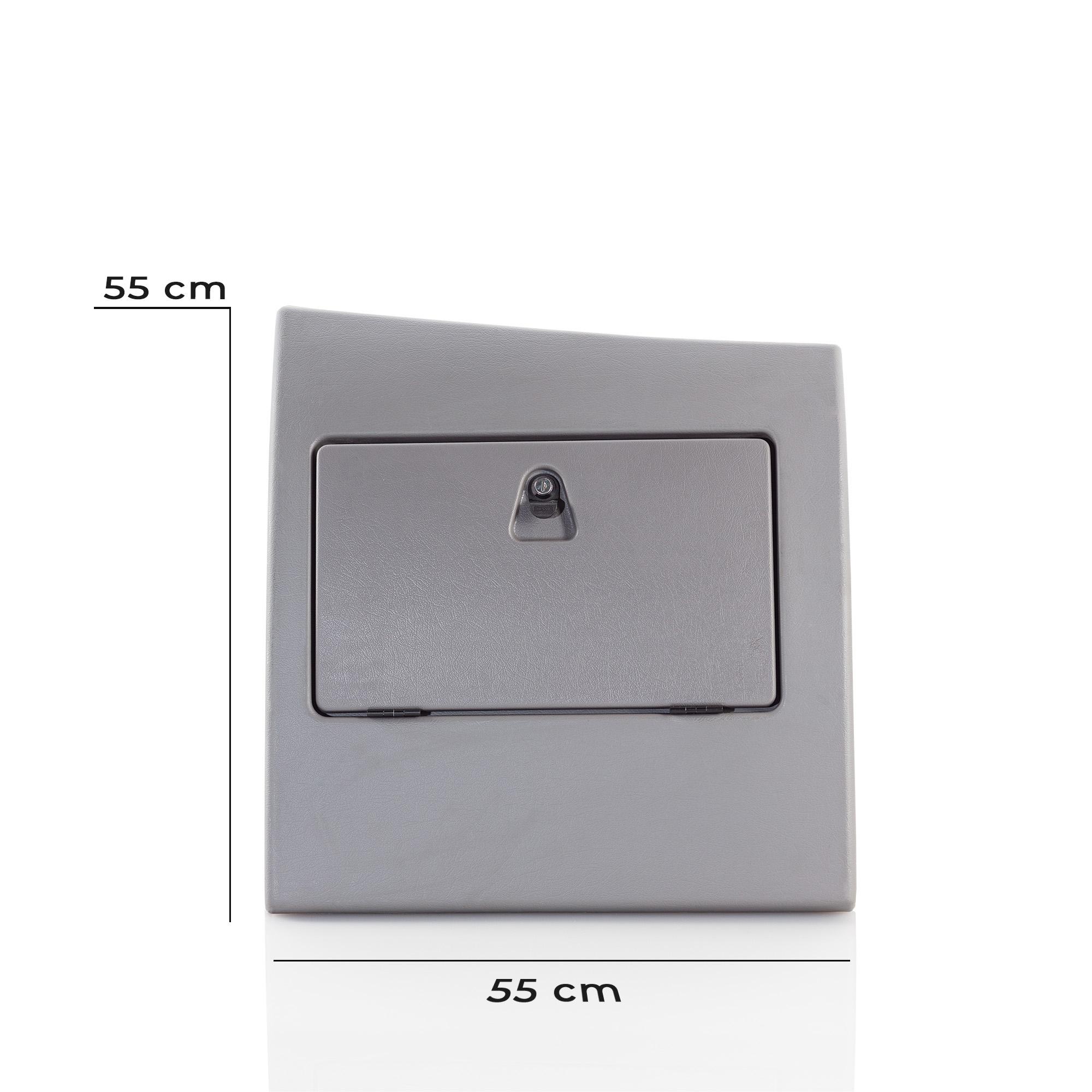 MPB 5555 / 33 LT Soğutucu Araç Buzdolabı