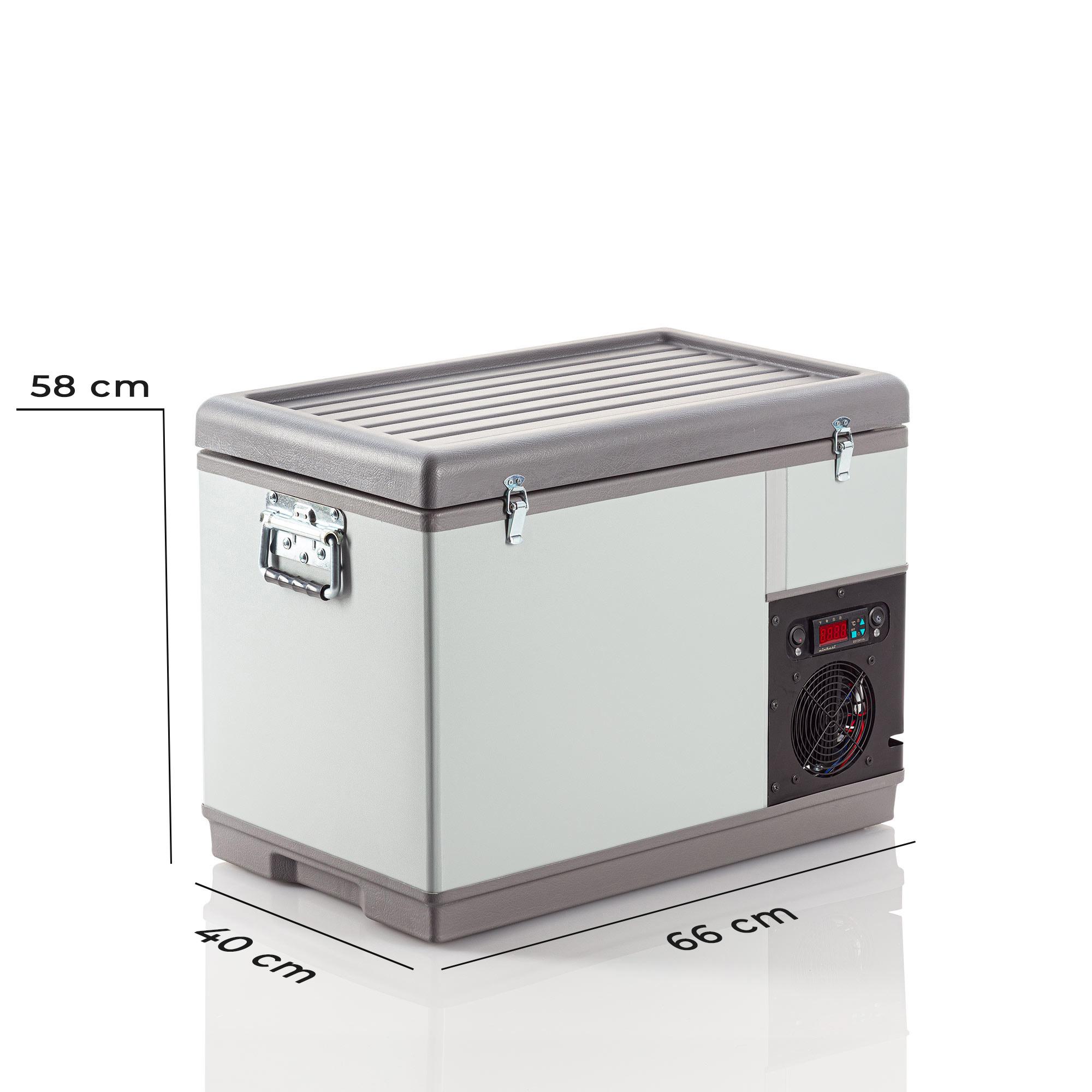 MET 3856 COMBI 53 LT Soğutucu Araç Buzdolabı